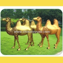 2015 China popular good looking animals model Camel