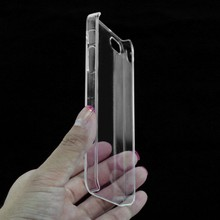 Ultra Thin Super Clear Transparent Crystal Hard Case for iPhone 5 5S