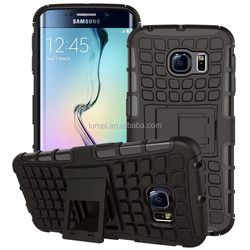Heavy Duty Shockproof Cover Stand Case for Samsung Galaxy S6