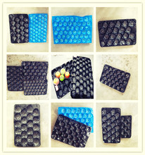 Zhentao wholesale PET/PP/PS plastic fruit packing tray