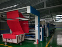 Bottom price hotsell textile fabric drying stenter machine