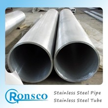 ASTM A312 TP 316L Stainless Steel Pipe For Building Industry ,Big Diameter With Thick Wall Thickness