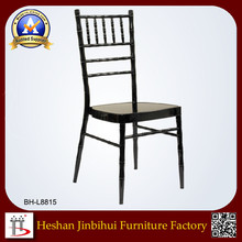 New Design dining room chairs black lacquer