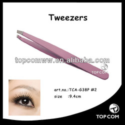fast production pink tweezers in 2014
