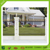 Cheap metal House fence gates,temporary aluminium fence and gates