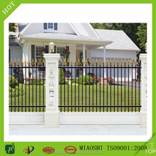 Cheap metal House fence gates,temporary aluminium fence and gates