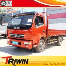 china supplier EURO 4 diesel engine 115hp 85KW 4x2 2 ton mini cargo and truck