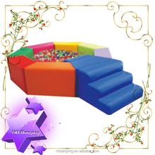 Kindergarten Funny soft play Sponge ball pit