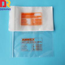 custom logo resealable printed poly bag zip seal,zip top