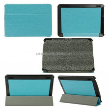 Stand Leather Tablet Protective Cover Case for Amazon Kindle Fire HD 7