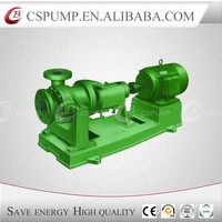 High pressure self-priming centrifugal pumps