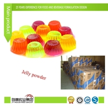 high tenacity and high transparency jelly powder
