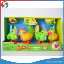 SL1500079 Cartoon Chicken Toy Wind Up Chicken Toy