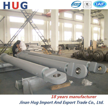 Hydraulic cargo winch hydraulic oil cylinder of the ship