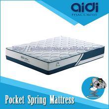 5-Zone Pocket Spring Comfortable Foam Mattress, Alibaba Online Furniture Wholesale OLS-FP30-1