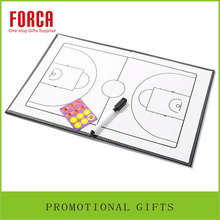 FORCA two fold Basketball tactics board magnetic tactic board