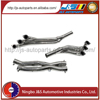 100% Brand new/2. 1/4 in. size stainless steel truck exhaust systems
