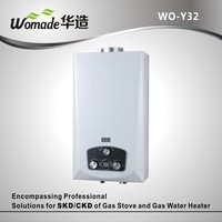 Hot selling new type instant water shower heater 8L WO-Y32