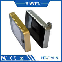 Factory price digital lcd door viewer with peephole camera looking for distributor