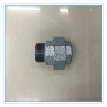 Hot hardware items galvanized Malleable iron male union pipe fittings
