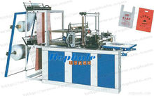 computer control side weld bag making machine by model RFRQ-500