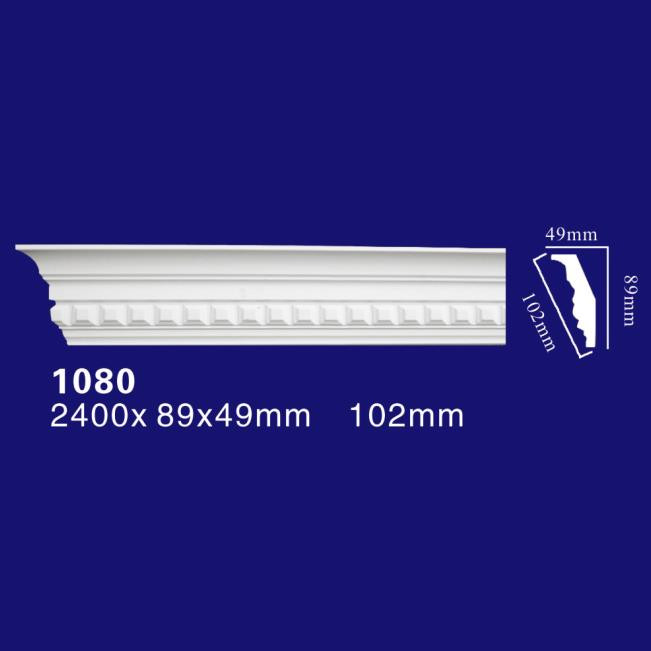 Architectural Plaster Mouldings America : Light weight decorative plaster cornice moulding coving