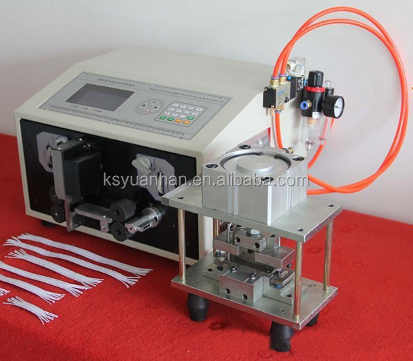 komax wire cutting machine