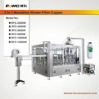Automatic Filling Machine Water