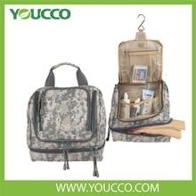 Travel use 600D polyester foldable fashion military bag duffle bag