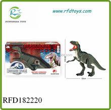 Electronic dinosaur games children b/o dinosaur toys