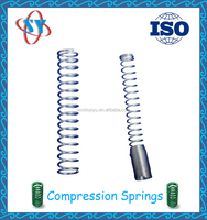 Custom zinc plating coil spring for chairs