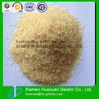 pharmaceutical grade gelatin made of pig skin