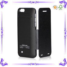Wholesale portable wireless wallet battery case for iphone 5 manufacturers