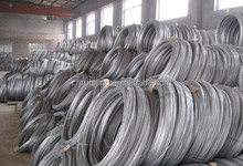 ( Factory ) high carbon non-alloy spring steel wire for mattress , sofa and bed net making