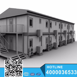 Easy Installation Customize Design Premade Shipping Container House For Sale