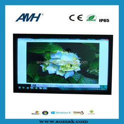 Business and family use 22 inch all in one cheap touch screen all in one pc