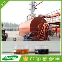 High Quality Tire Oil Distillation Machine To Diesel