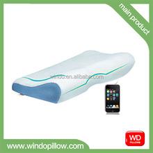 cheap Memory foam sound Music pillow,sound asleep pillow