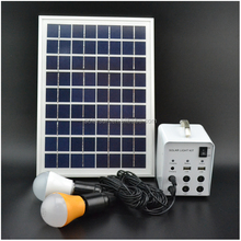 led solar light kits