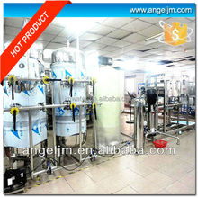1000LPH pure water treatment system/reverse osmosis system for water purification plant