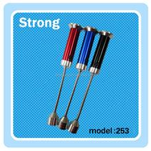 Magnetic led colorful work flashlight,head bending led light torch