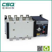 PC class ats controller automatic transfer switch with 3p or 4p from 20A to 3200A