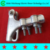 NLL type overhead wire cable insulating suspension strain clamp