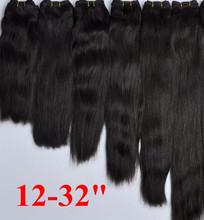 High quality silky straight indian virgin human hai