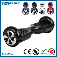 "2015 HOT SALE 6.5"" two wheel smart self balance electric scooter"