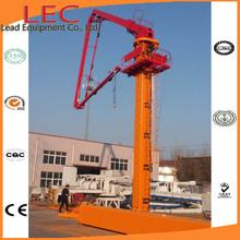 Equipo de construcción32m Hidráulico auge de colocación concreto
