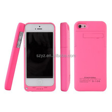 Portable Charger Case Charging External Battery Case for iPhon5 5S 5C