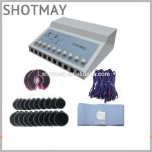shotmay B-333 acupuncture and ultrasound therapy with laser therapy for wholesales