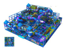 Factory/most popular/2015 plush complete indoor playground