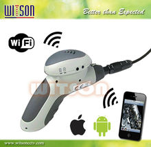 Witson 8.0mm camera head wireless industrial electronic endoscope support Ipad Iphone Android smartphone(W3-CMP3813WX)